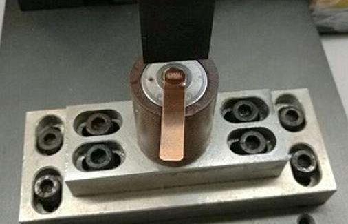了解电池极耳点焊机工作流程