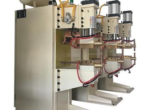 逆变直流电阻与工频交流点焊机的区别