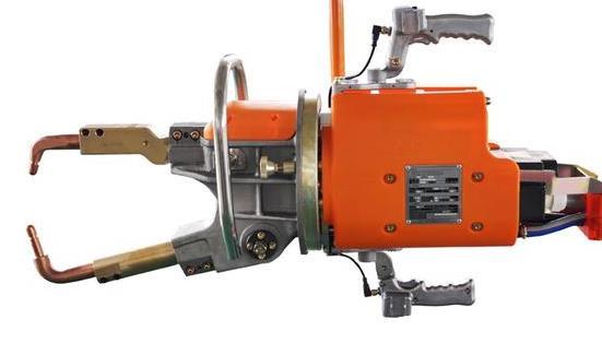 什么是悬挂式点焊机?