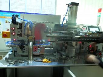 冲压焊接一体机