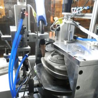 继电器碳片自动焊机