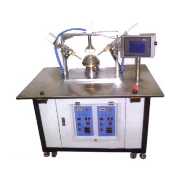 榨汁机过滤网焊机